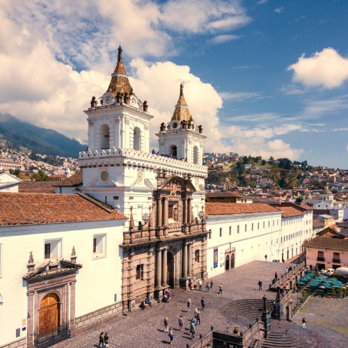 Church Planting Facilitator - Ecuador